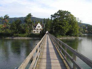 Führung: Von der Insel Werd nach Stein am Rhein