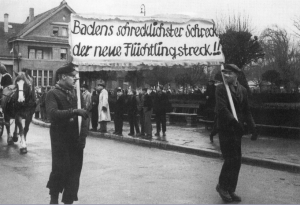 Mitgliederversammlung und Vortrag: Baden-Württemberg – Eine Zuwanderungsgeschichte