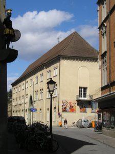 Führung: Profanierte Kirchen und Klöster in Konstanz, Teil 2