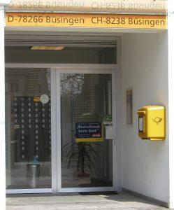 """""""Ewiges Ärgernis"""" und """"Schlaraffendorf"""". Büsingen – eine Gemeinde zwischen Deutschland und der Schweiz"""
