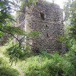 Abendspaziergang: Neuhewen – Eine Ruine wartet auf ihre Sanierung