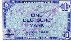 Ins DM-Zeitalter – Die Währungsreform im Hegau und am See