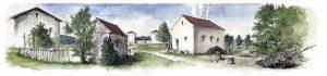 Führung: Der römische Gutshof von Engen-Bargen