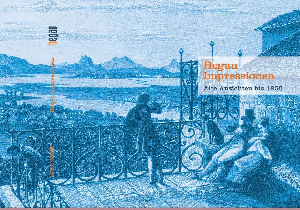 Hegau-Impressionen – Alte Ansichten bis 1850
